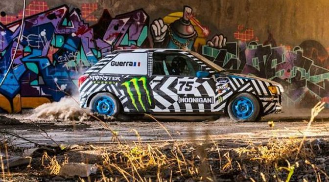 Gymkhana 0.9 The Ultimate Parody by Etienne Guerra