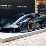 Lamborghini's Newest Concept Is Loaded With The Wildest Future Tech