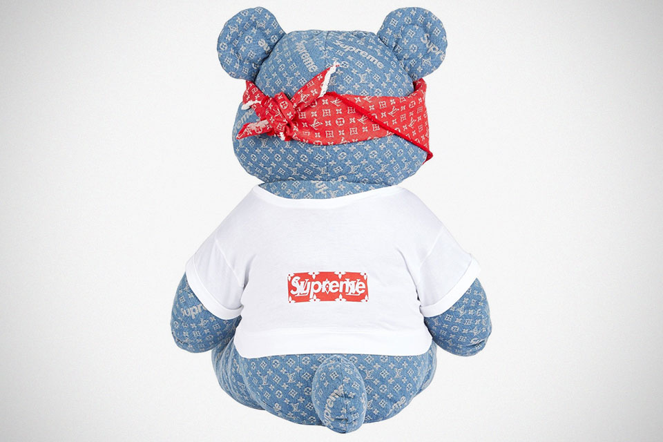 The One And Only Lv X Supreme Pudsey Bear Is Now Going Under The