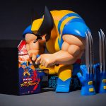 Fools Paradise Reimagines Wolverine Playing Arcade And It's Super Adorable