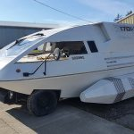 <em>Star Trek</em> Shuttlecraft Car Is A Minivan Mod That Makes Sense