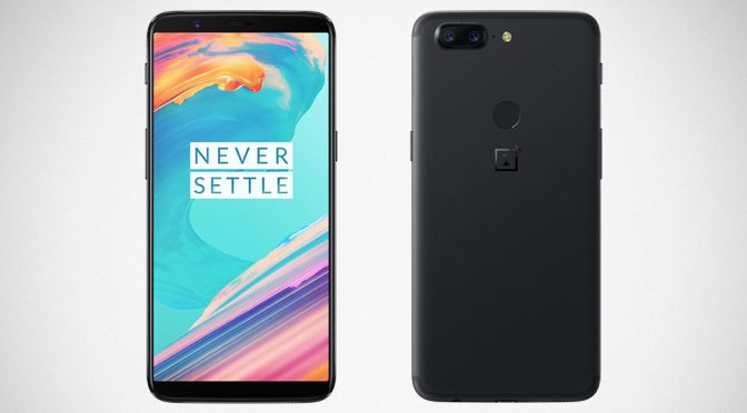 OnePlus 5T Unveiled, Touts 6-inch Edge-to-Edge Display And A Headphone Jack