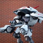 Someone Has Taken <em>Overwatch</em> Cosplay To The Next Level With A Mech Suit