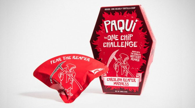 The World's Hottest Chip Carolina Reaper Returns… And Gone, Again