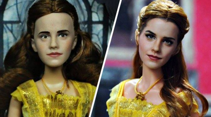 Artist Turns Regular Dolls Into Mind-blowing Hyperrealistic Figures