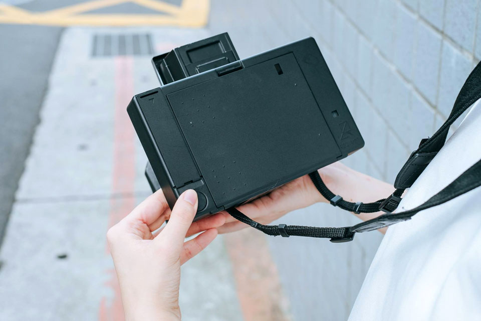 This Attachment Will Turn Vintage Film Cameras Into Instant