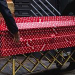 "Apparently, Someone Had Chosen To RIP In A ""Louis Vuitton x Supreme"" Casket"