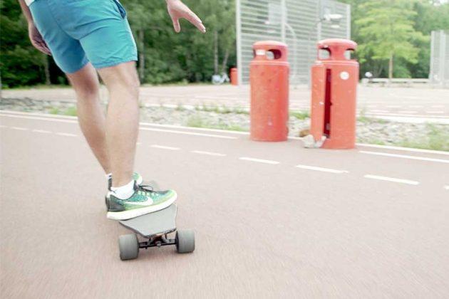 StarkBoard Handsfree Smart Electric Skateboard