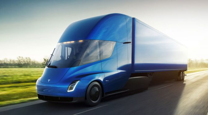 What Does The New Tesla Semi Mean For The Future?