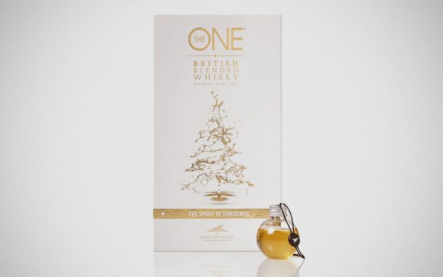 The ONE Bauble Gift Set from Master of Malt