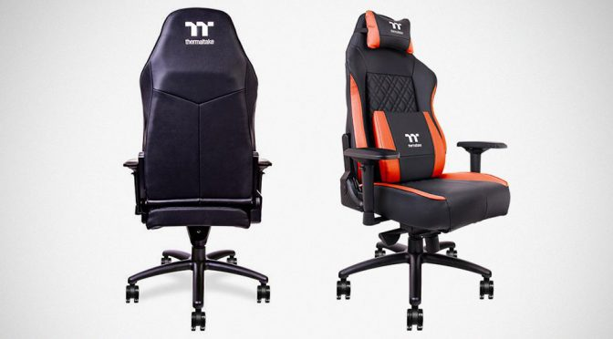 Thermaltake X Comfort Air Gaming Chair