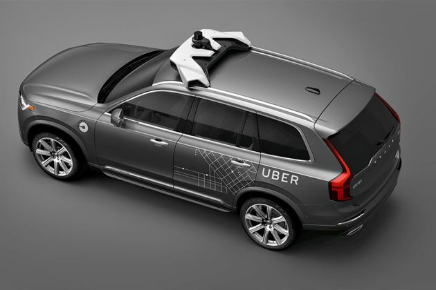 Volvo to Supply Autonomous Drive Cars To Uber