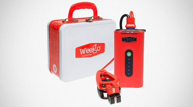 Weego Jump Starter 44 for Automobiles