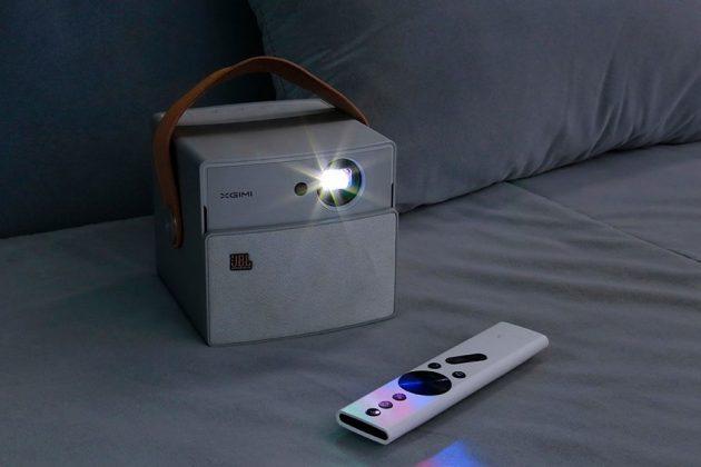 XGIMI CC Aurora Portable Wireless HD Projector