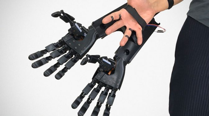 Youbionic Double Hand Literally Adds A Hand To Your Existing Arm