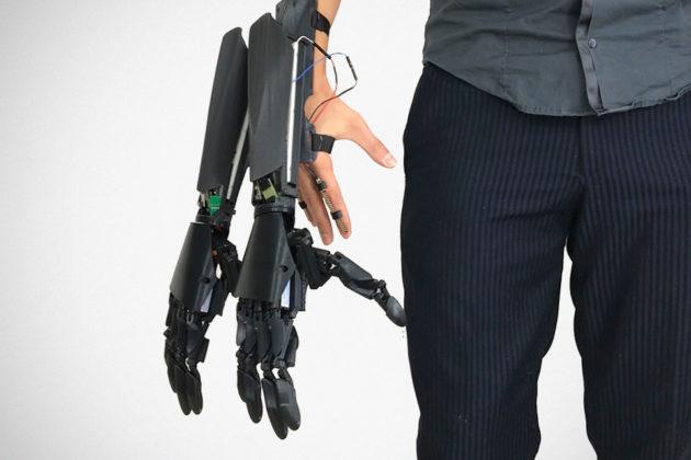 Youbionic Augmented Human Double Hand