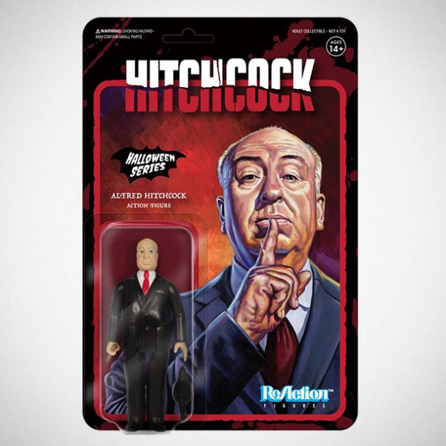 Alfred Hitchcock 3.75-inch ReAction Figure
