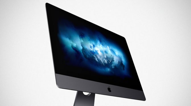 Apple Introduces New iMac Pro All-In-One PC