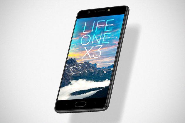 BLU Life One X3 4G LTE Unlocked Smartphone