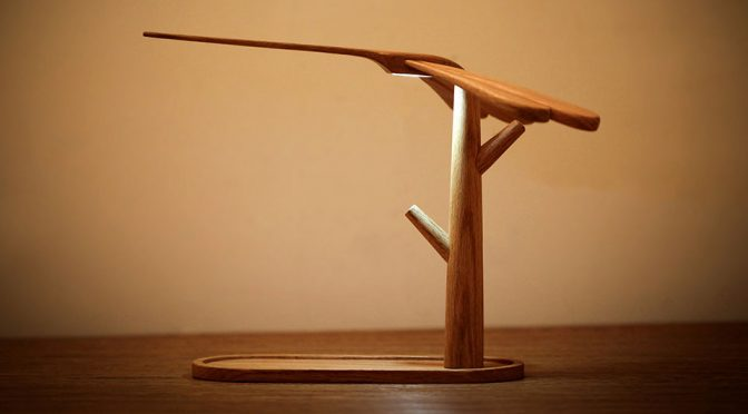 CYRO Self-balancing Elegant Bird Lamp
