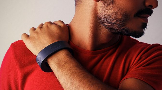 Cleep Wearable Wrist Camera by Giulio Cesarelli
