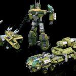 Custom LEGO Rolling Thunder Optimus Prime Needs To Be A LEGO Set Now!