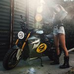 "Energica Eva EsseEsse9 Combines ""Old School"" Look With Electric Motor"