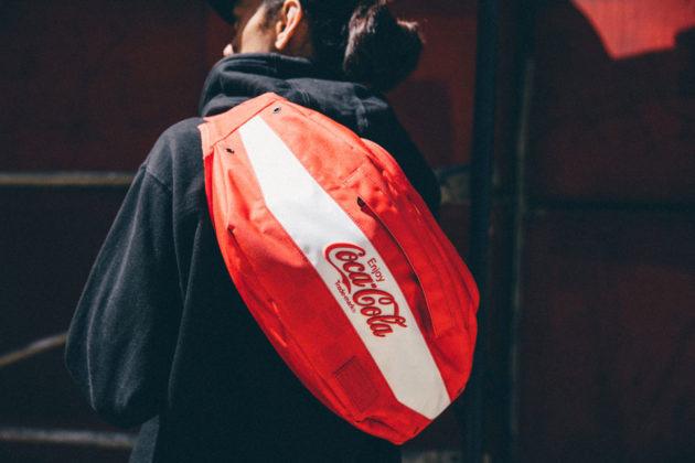 HEX x Coca-Cola Sneaker Sling
