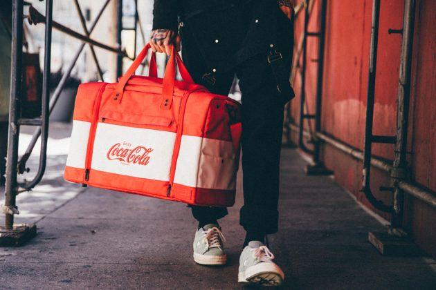 HEX x Coca-Cola Sneaker Duffel