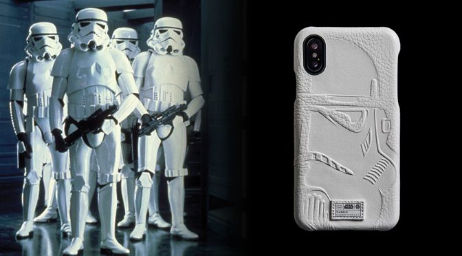 Celebrates The New <em>Star Wars</em> Movie With These New <em>Star Wars</em> iPhone Cases