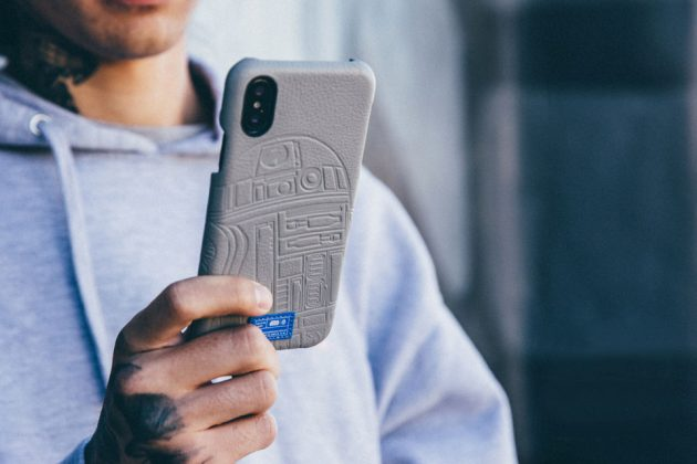 HEX Star Wars iPhone Case and Wallet Collection