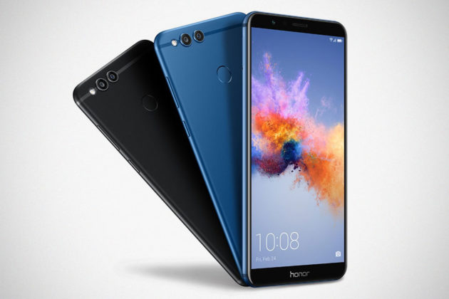 Honor 7X Phone with Edge-to-Edge Display For Under $200