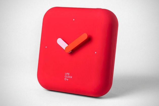 KGC Life Clock Disaster Preparation Clock Kit by SWNA