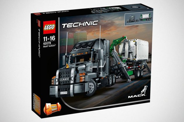 LEGO Technic 42078 2-in-1 Mack Truck Set