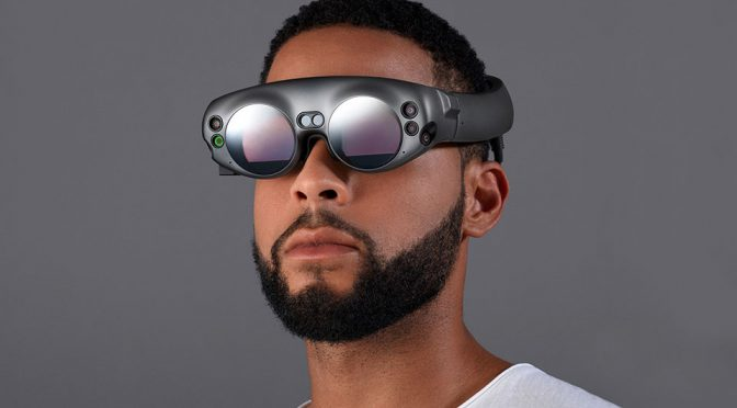 Magic Leap One 'Cinematic Reality' Goggles