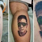 Man Tattoos Razer CEO's Face On His Leg So He Could Get A Free Razer Phone