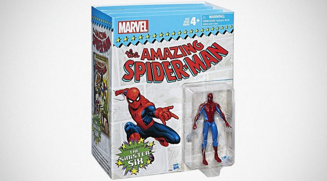 You Can Now Get Hasbro's Marvel Legends <em>Spider-Man</em> For $10 Less