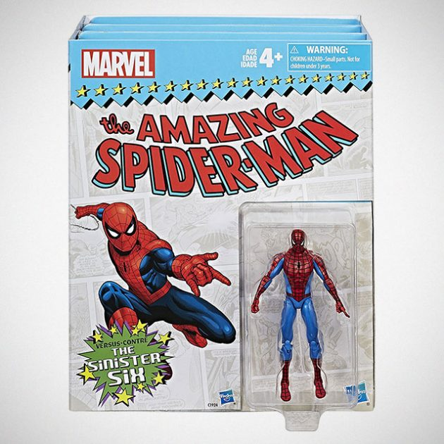 Marvel Legends Series Spider-Man 3.75-inch Action Figure
