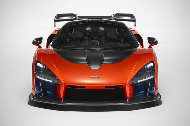McLaren Senna Ultimate Road-Legal Track Car