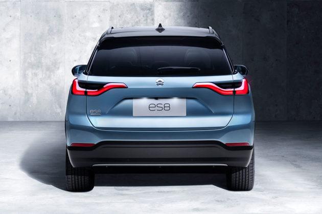 NIO ES8 Electric Sport Utility Vehicle (SUV)