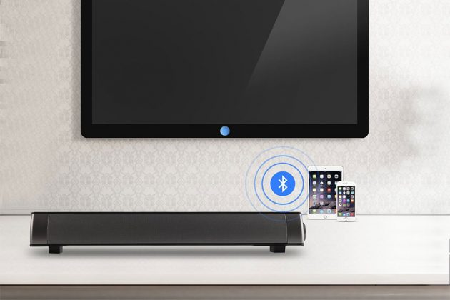 NakaLight Soundbar 2018 Upgraded