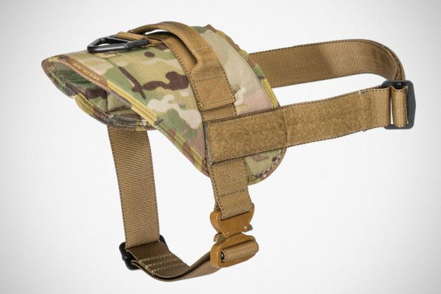 Navy SEAL K9 Quick Harness