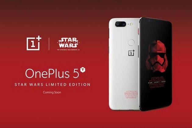OnePlus 5T Star Wars Edition Smartphone