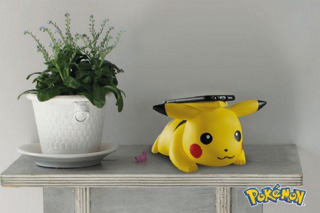 Pikachu Wireless Charger by TeknFun