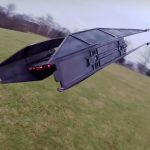 A DIY Kylo Ren TIE Silencer Takes Flight Here On Earth And It Is Beautiful!