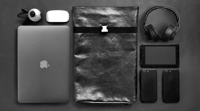 RFID Faraday Pocket and Utility Pouch by Bomber X Blackout