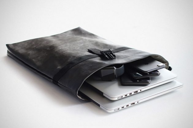 RFID Faraday Utility Pouch by Bomber X Blackout