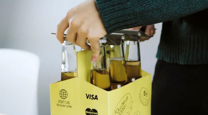SIXOVERONE Lets You Open Six Pack Of Beer With One Swift Move
