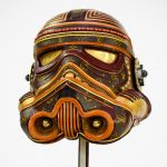 <em>Star Wars</em> Sculptures Made From Recycled LV Bags Are Vuitton-tastic!