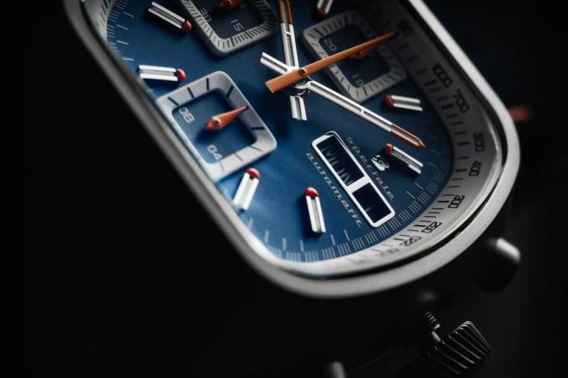 Straton Speciale Watch 70s Inspired Retro Watch
